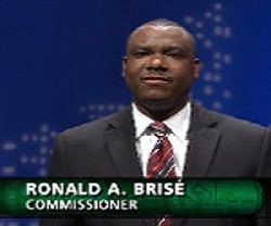 Commissioner Braise