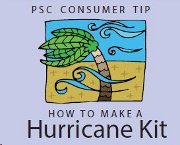 How to make a hurricane kit