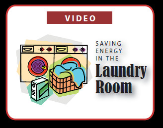 Saving Energy in the Laundry Room