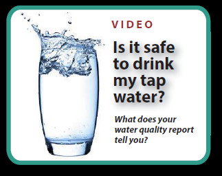 Is it Safe to Drink My Tap Water?